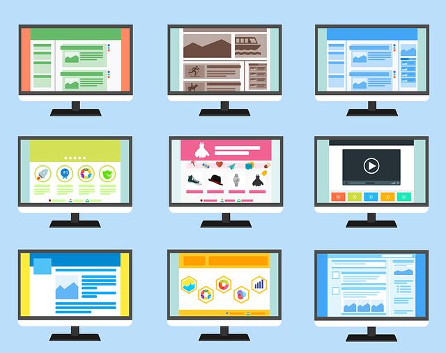 A/B test website redesign